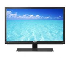 "Sharp 32"" LED TV Black AQUOS LC-32LE150M. Enjoy watching your favorite movie or show with this LED TV, feature wide screen, that make you can watch your favorite anywhere in the room, this tv feature HDMI terminal that enable to connect your video game console and other AV Equipment. http://www.zocko.com/z/JI05D"