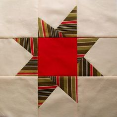 The gold standard for the wonky star! LOVE the The Silly BooDilly: Wonky Star Tutorial