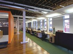 open space office in MO