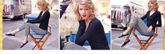 keds shoot // i'm obsessed with her hair like omg