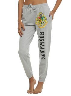 Harry Potter Hogwarts Girls Jogger PantsHarry Potter Hogwarts Girls Jogger Pants,