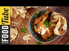 Jamie Oliver-Mallika Basu#ChickenKorma The main ingredients are yogurt or cream. Korma (from Turkish kavurma) also spelled kormaa,qorma,khorma or kurma, is a dish originating in South Asia consisting of meat or vegetables braised in a spiced sauce made with yogurt,cream,nut or seed paste.