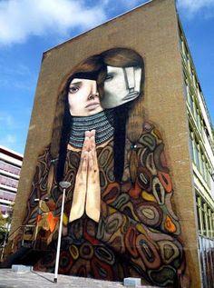 A Jurubeba Cultural:      ● A Arte... e a rua. (Roterdã, Holanda).