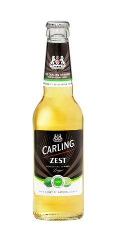 Molson Coors to run £1.9m marketing campaign to promote Carling Zest launch in May