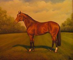 "Thoroughbred Stallion ""Danehill"""