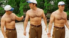 Mike Rowe - looking good! Mike Rowe, Cowboy Up, Hottest Pic, Funny Love, Love Him, Eye Candy, Naked, Celebs, Actors