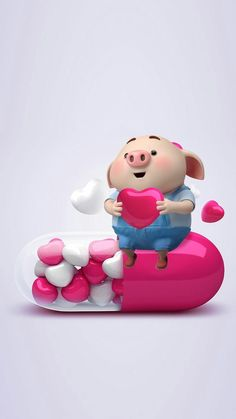 This Little Piggy, Little Pigs, Pig Wallpaper, Cute Piglets, Pig Illustration, Pig Art, Mini Pigs, Cute Emoji, Baby Pigs