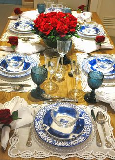 Andrea Rudge's Blog: INSPIRATION TABLE FOR VALENTINE'S DAY