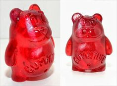 """""""Mad Flava"""" A Gummy Bear Toy with a tampon in it!"""