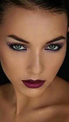 Glittering Makeup ♥
