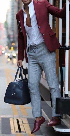 Zapatos para hombre : Trajes de vacaciones y Blazers