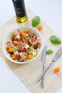 Salade de pâte à l'italienne