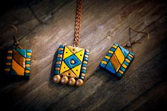 polymer clay jewelry for women - Google Search