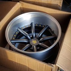 "New wheels arrived for Moonbeam 240Z 17"" 3pc Pisang.  Available for sale in different custom sizes from @carbonsignal @atararacing  #atararacing #Carbonsignal #Stance #wheels #classic #oldschool #workwheels #volksracing #watanabe #stancenation #starroad #dubai #alain #skyline #gt #z #260z #260z #280z #c10 #c110 #c210 #toyota #nissan #سكايلاين #جياتي #سكاريب #زدات #رنجات #كلاسيك #nissan #datsun"