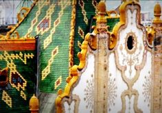 Museum of Applied Arts Budapest – the gem of Hungarian secession Art Nouveau as a style always provokes a reaction, and it is impossible to remain indifferent. Budapest, Art Nouveau, Museum, Museums