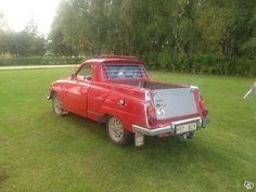 Saab 95 pick-up Pedal Cars, Koenigsegg, Motor Car, Volvo, Bump, Cars And Motorcycles, Retro Vintage, Nostalgia, Vans