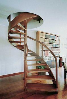 Escaleras de caracol – Visioninteriorista   ..rh