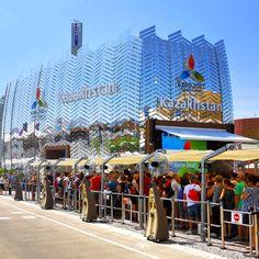 """Laurent ANTOINE """"LeMog"""" - World Expo Consultant: Les Pavillons à Expo 2015 Milano : le KAZAKHSTAN"""