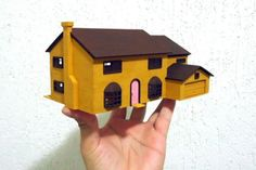 3D Printed Simpson House Cults 1