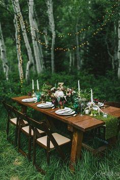 Decoració per un casament d'hivern.  http://www.casarseacatalunya.cat/decoracio-hivernal-per-al-casament/