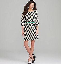 chevron dress - Google Search