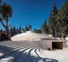 National Memorial on Mount Herzl | Kimmel Eshkolot Architects