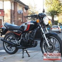 1980 Yamaha RD250 LC Classic Yamaha for Sale | Motorcycles Unlimited