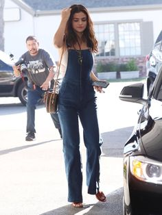 February 2: Selena arriving at lunch in LA