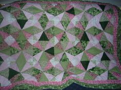 Quilt I made for great-niece Daniella!  www.quiltdoc.com