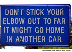 Ughits Especially Frustrating When The Traffic Control Dude - Car sign meaningsfunny alternative road signs car keys