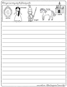 Image result for writing about princess expository text first grade