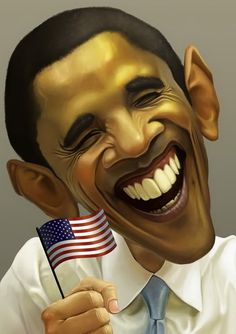 MR. PRESIDENT. I really can't stand Obama but this goofy fucker looks so crazy here I had to share..