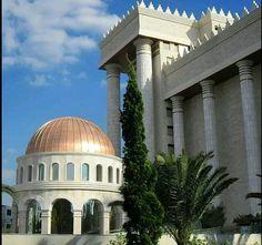 Templo de Salomão cenáculo