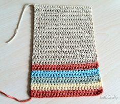 Crochet Wallet Tutorial