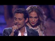 very sexy Jennifer Lopez  Marc Anthony feat. J. Lo (American Idol S10E39...