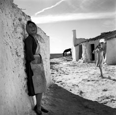 Andalucía.  #Fotografía Francesc Català Roca @Qomomolo