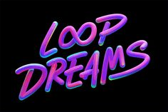 "GIPHY Presents ""Loop Dreams"" - An Exhibition of GIF Art IRL — FREE RANGE"