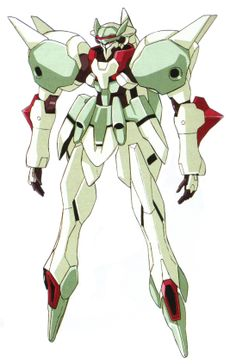 The GNZ-003 Gadessa (aka Gadessa) is a limited-production mobile suit from season two of Mobile Suit Gundam 00, piloted by Revive Revival and Hiling Care.
