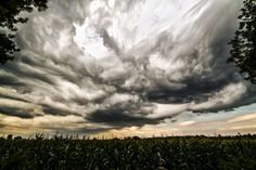 """""""Twisted Sky"""" by Canadian photographer Matt Molloy. Matt creates time lapses of natural events, like cloud movements as the day progresses. Great Photos, Old Photos, Cool Pictures, Creative Photos, Amazing Photos, Photo Merge, Clear Blue Sky, Above The Clouds, Sunset Photos"""