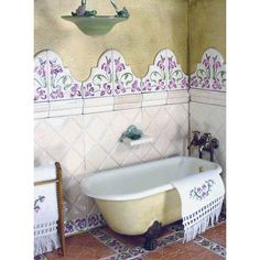 Escenas de cuarto de baño ó aseo - Artesanos Felipe Royo. Miniaturas para Casas de Muñecas