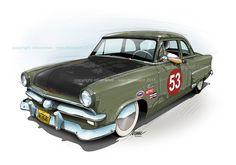 OtherDrive: Ford mainline 53 de compet