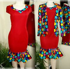 African Fashion Is Hot African Attire, African Wear, African Women, African Dresses For Kids, African Print Dresses, African Fashion Ankara, African Print Fashion, Corporate Wear, African Traditional Dresses