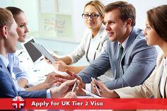 UK Tier 2 visa