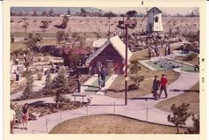 Miniature Golf, Van Nuys, San Fernando Valley
