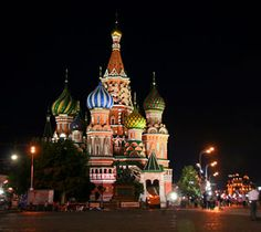 ...  most know it as Saint Basil's Cathedral, named after the man who roamed the streets of Moscow trying to win converts during the reign of Ivan the Terrible (Tzar Ivan IV or Ivan Grozny).