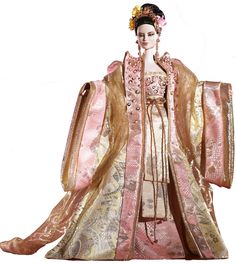 Japonese doll