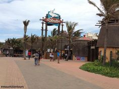 uShakaMarineWorld is a theme park situated in Kwazulu Natal, South Africa, Travel Tips, Street View, Entertainment, Tours, Park, World, Fun
