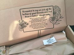 Flower Subscription Box Packaging Freddie's FlowersFreddie's Flower Subscription Box is delivered directly to your door. Fab treat for you or a gift for someone else.