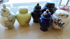 Some of the lovely pots we have in store: great gift ideas! #owensound #art #sculpture #homedecor #cottage