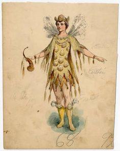 Mardi Gras 2, Plate 071 :: Costume Institute Fashion Plates